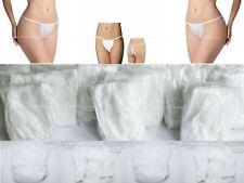 Disposable Thong Pants G String Spray Tan Fake Tan Waxing Multi Choice Savings