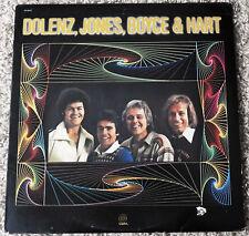 Dolenz Jones Boyce & Hart - Capitol 1976 - OP - NM - Monkees