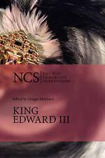 King Edward III (The New Cambridge Shakespeare)-ExLibrary