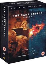 The Dark Knight Trilogy (DVD, 2012, 6-Disc Set, Box Set)