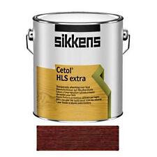 SIKKENS Cetol Holzschutz Extra Wetterschutz-Farbe UV-Schutz 048 palisander 1 L