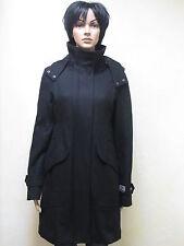 Timezone DamenMantel Mirella Coat mit Fell Kapuze in Größe L Neuware