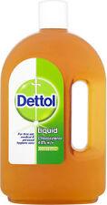 DETTOL antiseptique désinfectant liquide 750ml