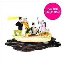 On Oni Pond [2LP+CD] by Man Man (Vinyl, Sep-2013, 3 Discs, Anti-)