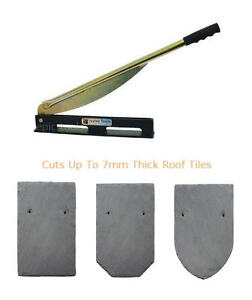 TAYLER Tools Roofers/Roofing Slate Tile Guillotine Cutting/Cutter, TAY40005