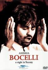 Andrea Bocelli - A Night In Tuscany (DVD) Sarah Brightman/Zucchero, Nuccia Focil