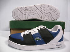 LACOSTE THRILL BRIGHT SPORT SNEAKERS MEN SHOES BLUE 13CLM3349-G35 SIZE 11.5 NEW