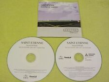 Saint Etienne Sound Of Water Deluxe Edition Double Promo CD Album