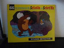 JAN24 ---- SYLVAIN SYLVETTE format à l'italienne  n° 66