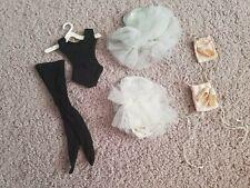 Vintage Ballet Outfits Ballet Lessons Barbie Shoes