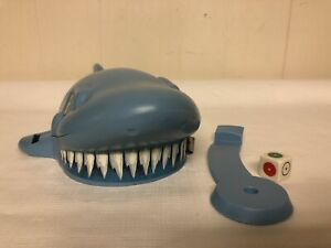 Vintage 1988 Shark Attack Board Game Replacement Pieces AS IS Lot Arm Dice Piece