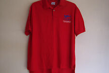 Vintage THE WHO - 1989 Kids Are Alright 'Upstaging' Crew Polo Tour Shirt RARE #2
