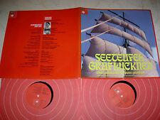 SEETEUFEL GRAF LUCKNER Original DOLP Soundtrack BASF