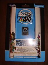 Datel Action Replay for Nintendo Wii Brand New Sealed Game Enhancer