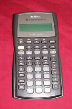 Texas Instruments Ba Ii Plus Business Analyst Financial Calculator 2 Accounting