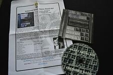 COLORED BALLS HEAVY METAL KID ULTRA RARE AUSTRALIAN PREVIEW CD!