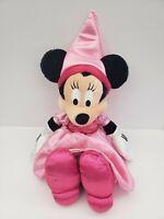 """Minnie Mouse Authentic Original Disney Parks Princess Plush - 22"""" - New"""