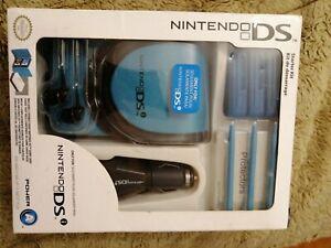 Nintendo DS Starter Kit (Green, Power A New Opened Box)Christmas Stocking Filler