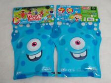 Monster Glove A Bubbles Wave And Play Zing Toys Bundle of 2 Girls Boys Age 3+