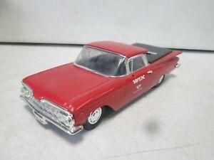 Ertl Wix 1959 Chevy El Camino 1/24