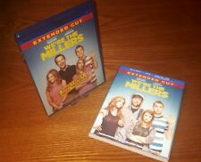 WE'RE THE MILLERS Bluray US import region a free(rare OOP 3D slipcover slipcase)