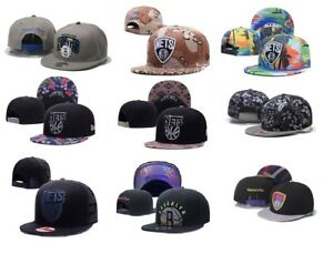 NBA Snapback Brooklyn Nets Cap Hat