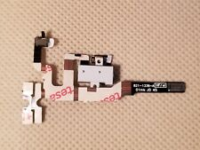 NEW OEM iPhone 4S 4GS A1387 A1431 Headphone Audio Jack Volume Flex Cable - WHITE