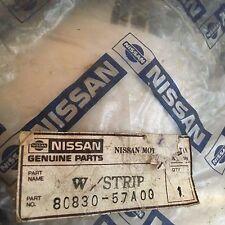 NISSAN PART # 8083057A00 W/STRIP OEM