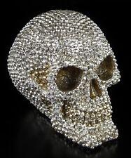 Calavera - Priceless Grin con Clase A Incluye - Figura Cráneo Diamantes