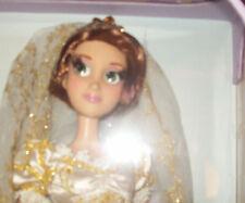"Disney Limited Edition Deluxe 17"" Wedding Rapunzel Tangled Doll NIB"