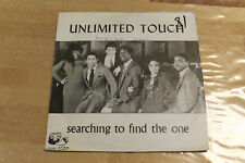 unlimited touch - searching to find the one   45t