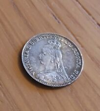 More details for 1889 queen victoria maundy 1p