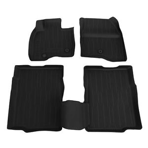 OEM NEW 17-19 Ford Explorer Tray Style Floor Contour Liners Mats HB5Z-7813300-CA