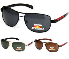 New Polarized Lens Pilot Mens Sunglasses Outdoor Sports Fashion Eyewear Driving