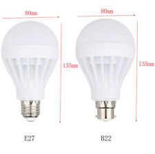AU 240V  E27 B22 Bayonet Energy Saving Bulbs 3/5/7/9/12/15W LED Globe Light Lamp