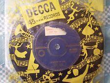 "TERRY DENE-STAIRWAY OF LOVE/LOVER, LOVER! ""RARE OZ PROMO"" 45 RPM"