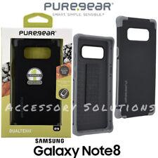 PureGear Samsung Galaxy Note 8 Dualtek Extreme Impact Rugged Case Cover Black