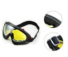 15501398cb Skibrille Snowboard Brille Schneebrille Acryl gelb bunt mehrfarbig weich  robust
