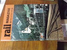 8µ? Revue Rail Magazine n°29 Paraguay 030T 242 A1 St Gothard Voitures VSE M.I 79