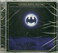 Out of Print - NEW CD - BATMAN - Danny Elfman - Expanded Deluxe Edition - $175+
