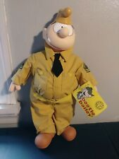 VINTAGE BEETLE BAILEY, SARGE  Stuffed Doll New with the Original 1996 dated Tag