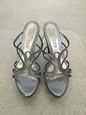Alexander McQueen Heels Sandals Sz 37.5