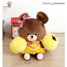 The Bears' school Jackie Cheerleader rag doll 25cm/Character Bear Dolls Kids Toy