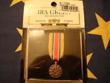 Army Reserve Component Achievement  Mini Medal New Ira Green US Made Certified