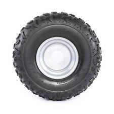 """145/70-6 Front / Rear Tyre Tire w/ 6"""" inch Rim For Quad Bike ATV Dune Go Kart"""