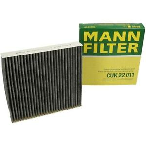 Mann-filter Cabin Air Filter CUK22011 fits Renault CLIO X98 0.9 TCe 90 1.6 RS