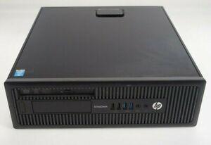 HP EliteDesk 800 G1 SFF Intel i7-4770 3.4GHz 8GB 500GB HDD WIN8COA Fair No OS