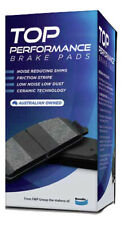 Rear Disc Brake Pads TP by Bendix DB1763TP for Mazda3 Focus Kuga Citroen C5 Volv