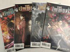 The Immortal: Demon In The Blood #1-4 Set NM lan Edginton/2011 Dark Horse Comics