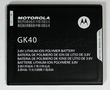 OEM MOTOROLA MOTO G4 PLAY XT1607 REPLACEMENT BATTERY GK40 3.8V 2800mAh